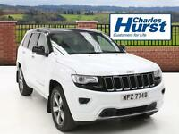 Jeep Grand Cherokee V6 CRD OVERLAND (white) 2015-01-15
