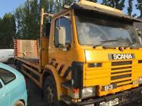 Scania 93 250 10 tyre