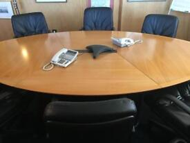 Conference Table, Meeting Table, Boardroom Table