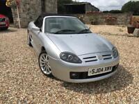 MG TF Sunstorm Convertible Sports car 2004
