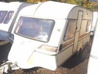 Caravan ace pioneer 4berth 14ft