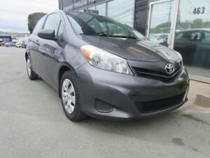 2012 Toyota Yaris 5-SPD HATCH WITH PWR GROUP & AC