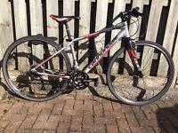 Cannondale Quick SL1 Hybrid Road Bike - Medium