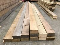 Timber/Wood 4x2 and Treated Newel/Fence Posts