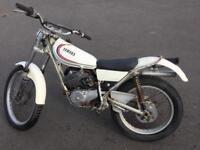 Yamaha TY175 1981 with V5