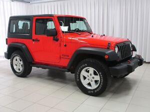 2013 Jeep Wrangler Sport 6-Speed! Hard Top & Soft Top! Alloy Whe