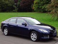 2008 Mazda 6 Saloon 1.8 TS 5dr NEW MOT
