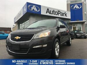 2016 Chevrolet Traverse LS/AWD/BLUETOOTH/REARVIEW CAM/CRUISE