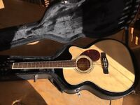 Electro Acoustic Guitar and accessories - Adam Black 05-CE