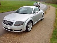 AUDI TT 1.8 T Quattro 3dr - Excellent Condition