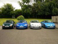 MG F&TF UK owners club