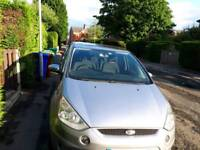 Ford S-Max 1.8 tdci 7 seater 125bhp