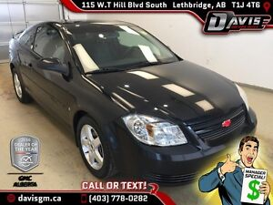Used 2009 Chevrolet Cobalt-Team Canada Edition