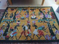 Genuine Large Batik from Senegal
