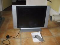 "20"" Philips flat screen hardly used"