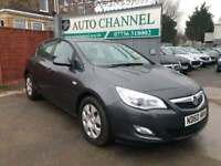 Vauxhall Astra 1.7 CDTi ecoFLEX 16v Exclusiv 5dr £4,445 p/x welcome FREE WARRANTY, NEW MOT