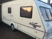 2003 BAILEY PAGEANT MONARCH MOTOR MOVER FULL AWNING