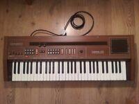 Vintage keyboard Casio Casiotone 602