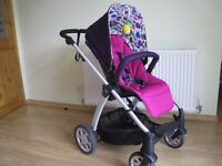 Mamas & Papas Sola pushchair stroller - excellent condition
