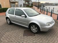 V/w golf GTi , 2003 , fsh , tax/mot