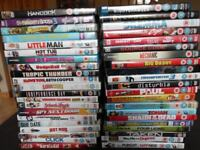 DVD FILMS + BOX SETS