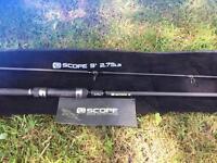 Nash scope mk1 rod 2.75tc