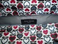 Suzy Smith baby changing bag