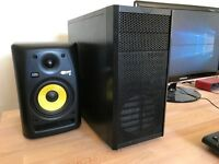 Desktop / Workstation PC Intel Core i7 2600K 16GB RAM / 128GB SSD