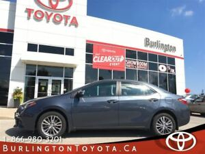 2014 Toyota Corolla LE SUNROOF PACKAGE