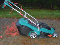 Bosch electric rotary mower