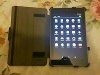 Asus google nexus 7 tab 16gb wifi tablet android