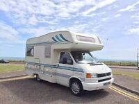 1996 VW VOLKSWAGEN TRANSPORTER COMPASS NAVIGATOR MOTORHOME ***LOVELY EXAMPLE***READY TO DRIVE AWAY