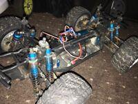 Brushless RC Car 1/10