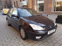 Ford focus 1.6 Zetec manual petrol 12 months MOT ONLY 69K