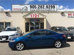 2011 Honda Civic SE Coupe, WE APPROVE ALL CREDIT
