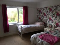 Large Double Room available for single person