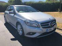 2014 Mercedes-Benz A Class 1.5 A180 CDI ECO SE 5dr - Silver - FMBSH - 1 Owner - Manual - Mint