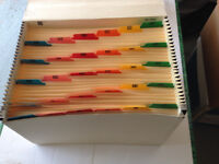 Concertina folders