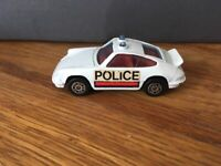 Corgi Porsche Carrera police car