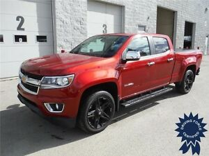 2015 Chevrolet Colorado LT Crew - Leather - Backup Cam - Tonneau