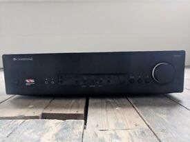 Cambridge Audio, CXA60 Amp. What Hi-Fi? 5 Star Rated.
