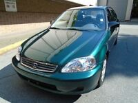 1999 Honda Civic Special Edition (SUMMER SALE IS ON)