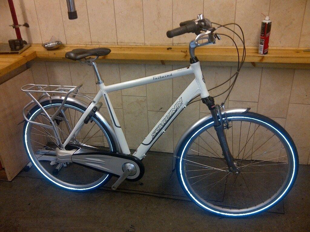 Schwinn Tailwind - city bicycle