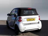 smart fortwo cabrio GRANDSTYLE EDITION MHD (silver) 2014-08-19