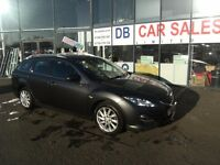 DIESEL ESTATE!! 2012 61 MAZDA 6 2.2 D TS2 5d 163 BHP **** GUARANTEED FINANCE **** PART EX WELCOME