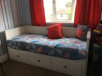 Hemness Ikea Trundle Bed