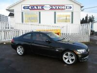 2011 BMW 328 i xDrive COUPE 6 SPEED STD!! AWD!! SUNROOF!! HTD L