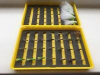 Flybox And flies