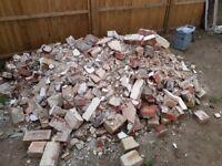 1 ton hardcore / rubble **FREE**