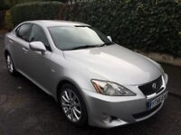 2006 LEXUS IS 250 SE AUTO, FULL HISTORY , 01 FORMER KEEPER